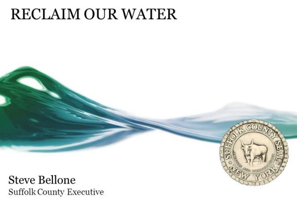Reclaim Our Water Logo