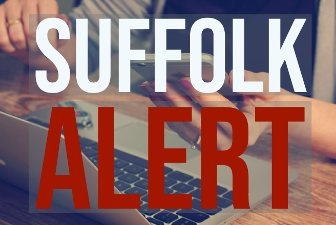 Suffolk Alert Notifications