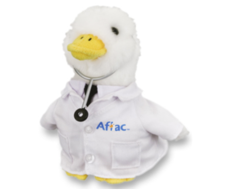 AFLAC Plush Duck