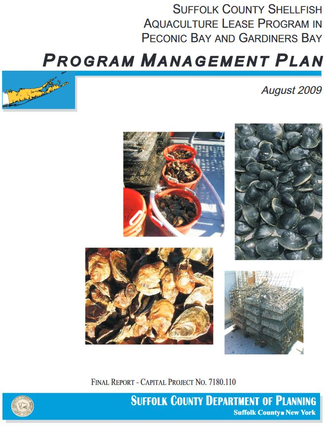 Program Management Plan cover